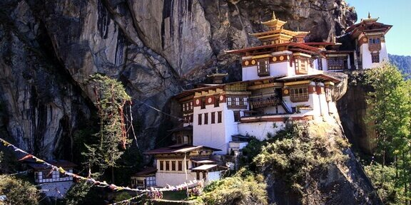 Bhutan happiest on Earth