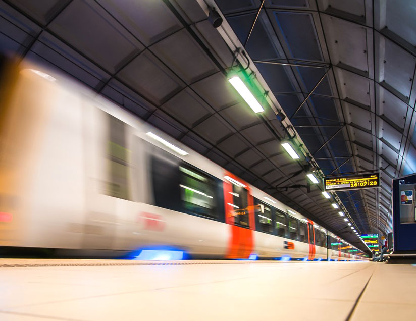 Live rail disruptions and travel news