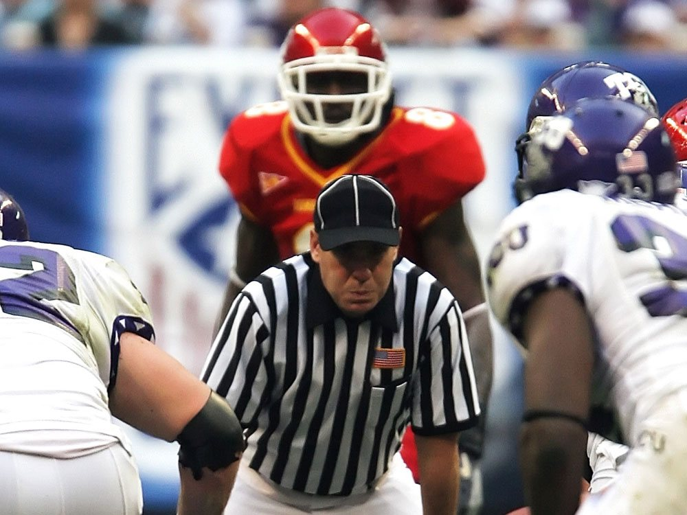 American Football Get Inspired: How to get into American Football